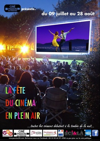 Fête du Cinéma Plein Air 2018